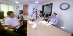 [Startup Talk Show] [Business Radio 98.9] [C1 Television]