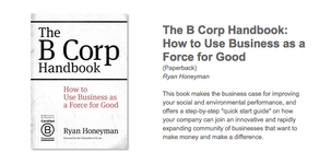 "We are on ""The B Corp Handbook"""